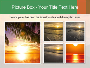 Sunrise PowerPoint Template - Slide 19