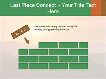 Sunrise PowerPoint Template - Slide 46