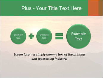 Sunrise PowerPoint Template - Slide 75