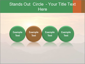 Sunrise PowerPoint Template - Slide 76