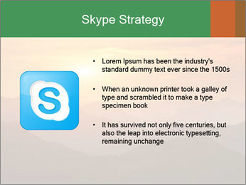 Sunrise PowerPoint Template - Slide 8