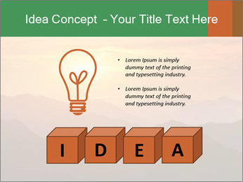 Sunrise PowerPoint Template - Slide 80