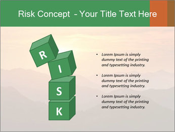 Sunrise PowerPoint Template - Slide 81