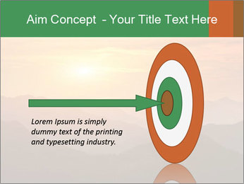 Sunrise PowerPoint Template - Slide 83