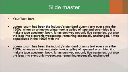 Sunrise PowerPoint Template - Slide 2