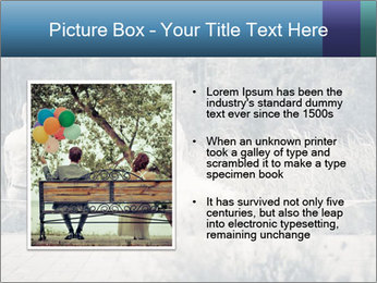 In a park PowerPoint Template - Slide 13