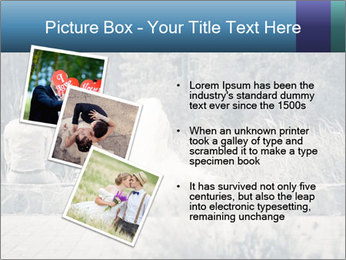 In a park PowerPoint Template - Slide 17