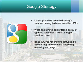 Downtown Miami PowerPoint Template - Slide 10