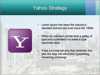 Downtown Miami PowerPoint Template - Slide 11