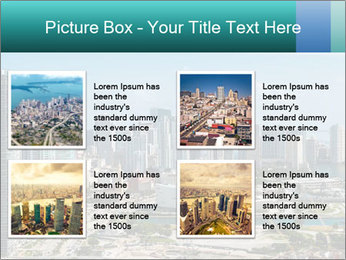 Downtown Miami PowerPoint Template - Slide 14