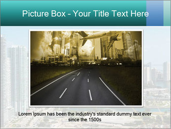 Downtown Miami PowerPoint Template - Slide 15