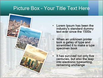 Downtown Miami PowerPoint Template - Slide 17