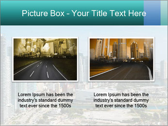 Downtown Miami PowerPoint Template - Slide 18