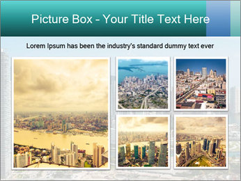 Downtown Miami PowerPoint Template - Slide 19