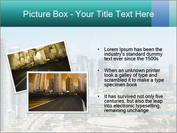 Downtown Miami PowerPoint Template - Slide 20