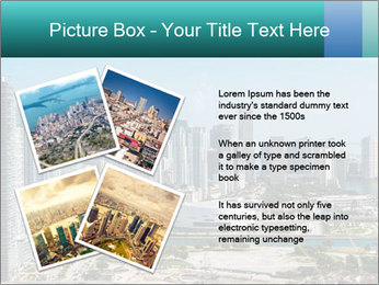 Downtown Miami PowerPoint Template - Slide 23