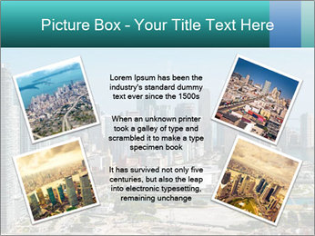 Downtown Miami PowerPoint Template - Slide 24