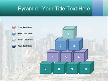 Downtown Miami PowerPoint Template - Slide 31