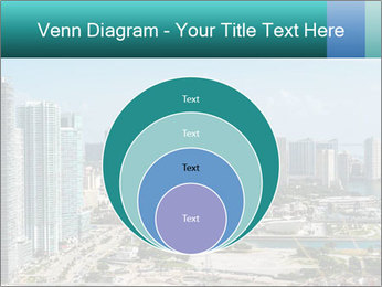 Downtown Miami PowerPoint Template - Slide 34