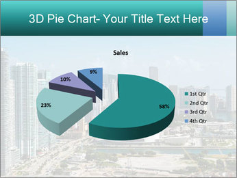Downtown Miami PowerPoint Template - Slide 35