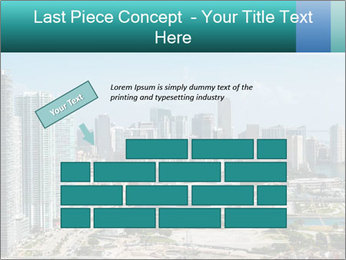 Downtown Miami PowerPoint Template - Slide 46