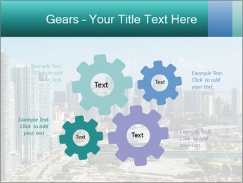 Downtown Miami PowerPoint Template - Slide 47