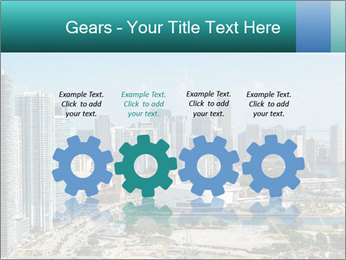 Downtown Miami PowerPoint Template - Slide 48