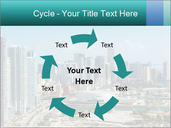Downtown Miami PowerPoint Template - Slide 62