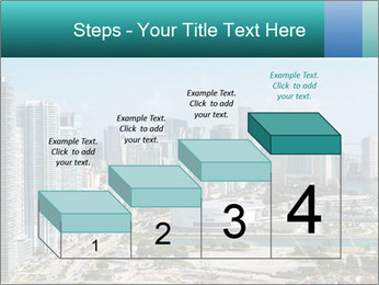 Downtown Miami PowerPoint Template - Slide 64