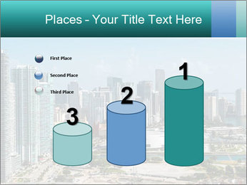 Downtown Miami PowerPoint Template - Slide 65