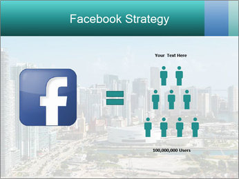 Downtown Miami PowerPoint Template - Slide 7