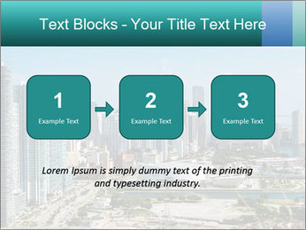 Downtown Miami PowerPoint Template - Slide 71