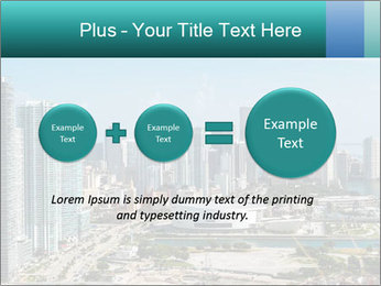 Downtown Miami PowerPoint Template - Slide 75