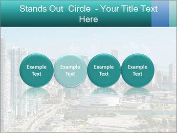 Downtown Miami PowerPoint Template - Slide 76