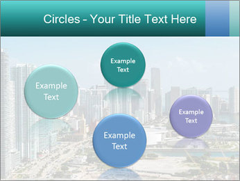 Downtown Miami PowerPoint Template - Slide 77