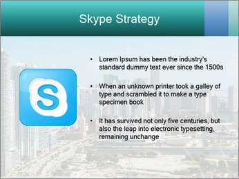 Downtown Miami PowerPoint Template - Slide 8
