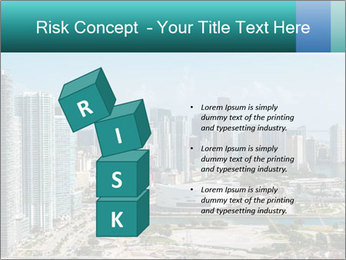 Downtown Miami PowerPoint Template - Slide 81