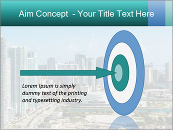 Downtown Miami PowerPoint Template - Slide 83