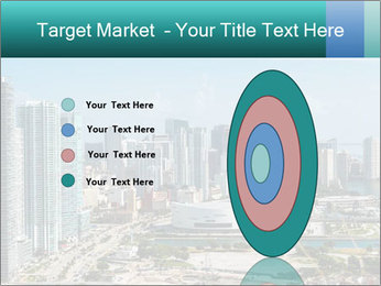 Downtown Miami PowerPoint Template - Slide 84