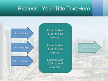Downtown Miami PowerPoint Template - Slide 85