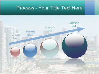 Downtown Miami PowerPoint Template - Slide 87