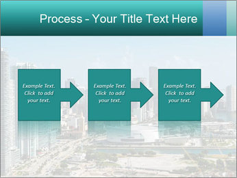 Downtown Miami PowerPoint Template - Slide 88