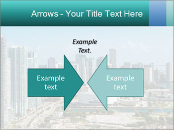 Downtown Miami PowerPoint Template - Slide 90