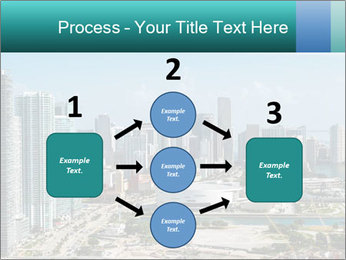 Downtown Miami PowerPoint Template - Slide 92