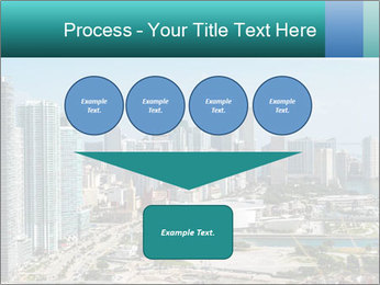 Downtown Miami PowerPoint Template - Slide 93