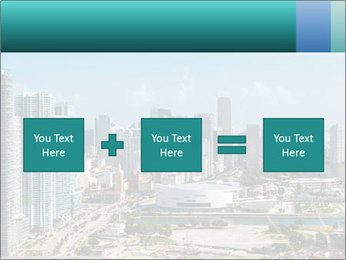 Downtown Miami PowerPoint Template - Slide 95