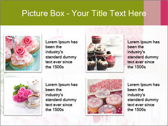 Dessert table PowerPoint Template - Slide 14