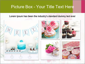 Dessert table PowerPoint Template - Slide 19