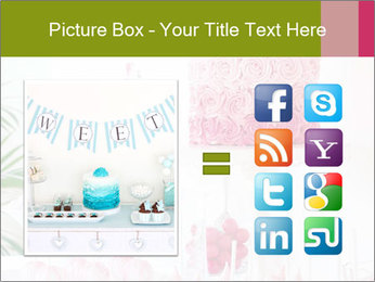 Dessert table PowerPoint Template - Slide 21