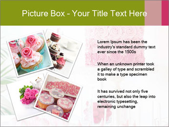 Dessert table PowerPoint Template - Slide 23
